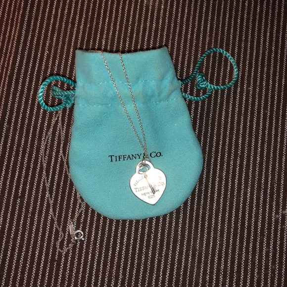 Tiffany & Co. Jewelry - Tiffany necklace